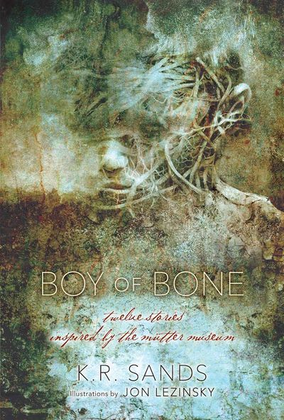 Image for Boy of Bone: Twelve Stories Inspired by the Mutter Museum (slipcased)