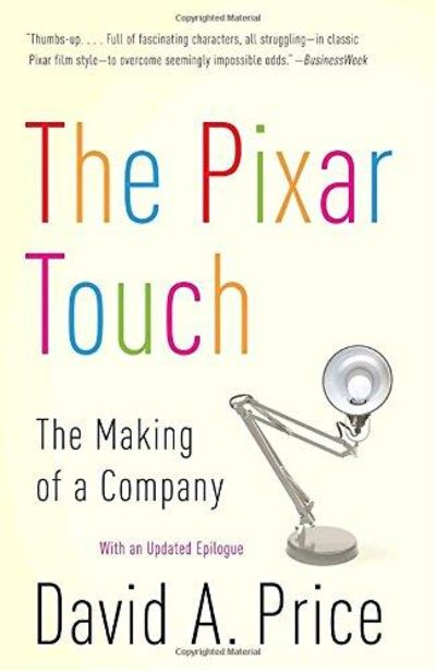 Image for The Pixar Touch