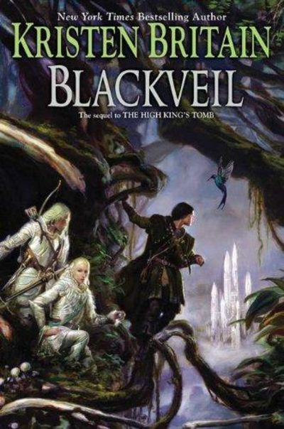 Image for Blackveil (Book Four of Green Rider)