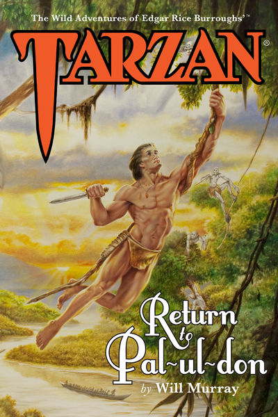 Image for Tarzan: Return To Pal-ul-don (The Wild Adventures Of Tarzan) (Volume 1) (Signed)