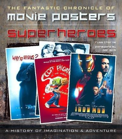 Image for Superheroes : The Fantastic Chronicle of Movie Posters