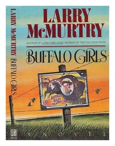 GAYLE: Boones lick larry mcmurtry