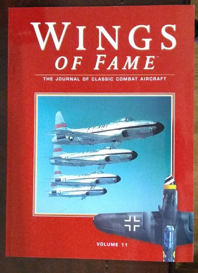 Image for Wings of Fame, The Journal of Classic Combat Aircraft - Vol. 11