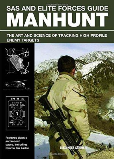 Image for SAS and Elite Forces Guide Manhunt: The Art and Science of Tracking High Profile Enemy Targets