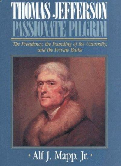 Image for Thomas Jefferson: Passionate Pilgrim