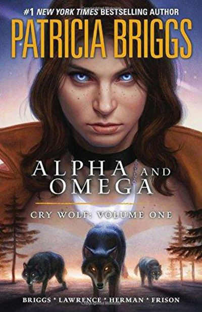 Image for Cry Wolf (Alpha & Omega, Book 1)