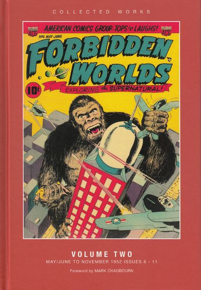 Image for Forbidden Worlds - Volume Two - Slipcase Edition