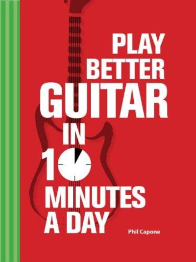 Image for Play Better Guitar in 10 Minutes a Day