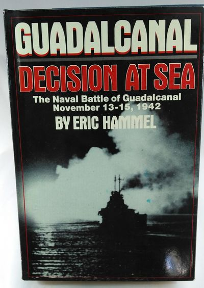 Image for Guadalcanal Decision At Sea