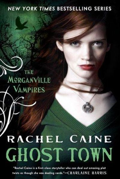 Image for Ghost Town (Morganville Vampires)