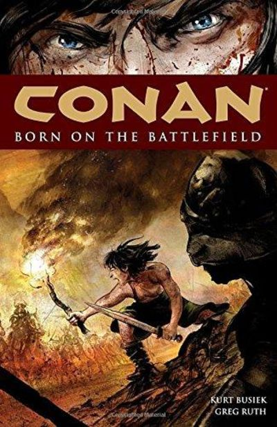 Image for Conan Volume 0: Born on the Battlefield