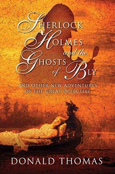 Image for Sherlock Holmes And The Ghosts Of Bly: And Other New Adventures Of The Great Detective