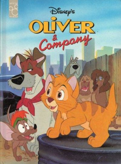 Image for Disney's Oliver And Company (Mouse Works Classic Storybook Collection)