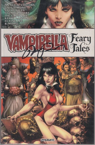 Image for Vampirella: Feary Tales : Feary Tales (SIGNED)