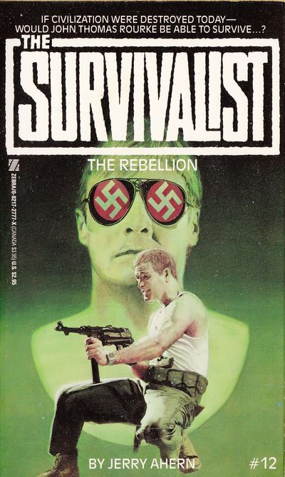 Image for Survivalist 12 - Rebellion (Survivalist No 12)
