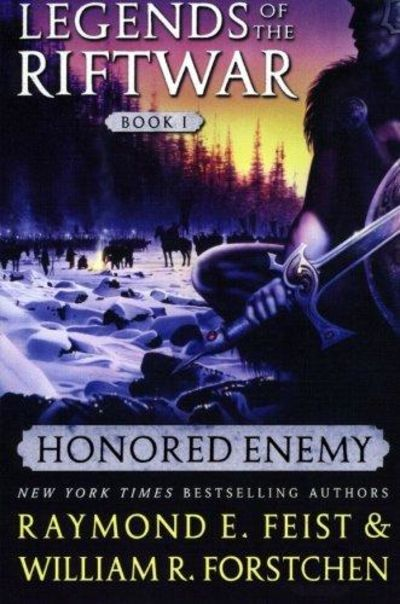 Image for Honored Enemy (Legends Of The Riftwar, Book 1)