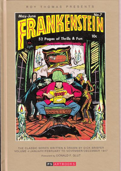 Image for Frankenstein - Volume Four - Bookshop Edition