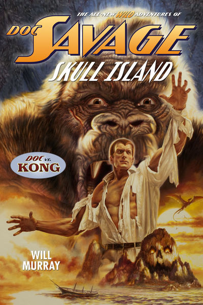 Image for Doc Savage: Skull Island Deluxe Hardcover (The All New Wild Adventures Of Doc Savage) (Signed)