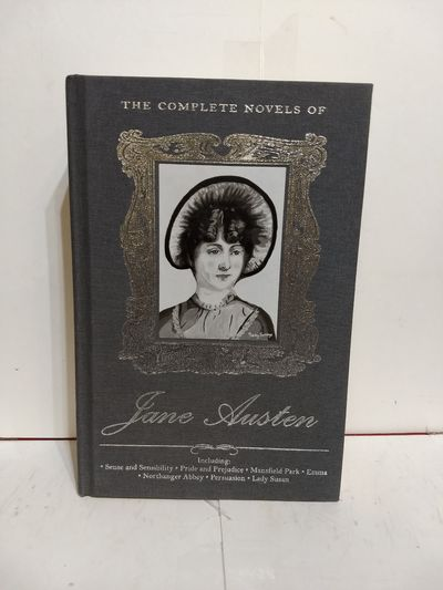 Image for The Complete Novels Of Jane Austen (wordsworth Library Collection)