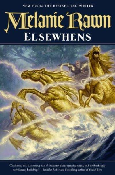 Image for Elsewhens (Glass Thorns)