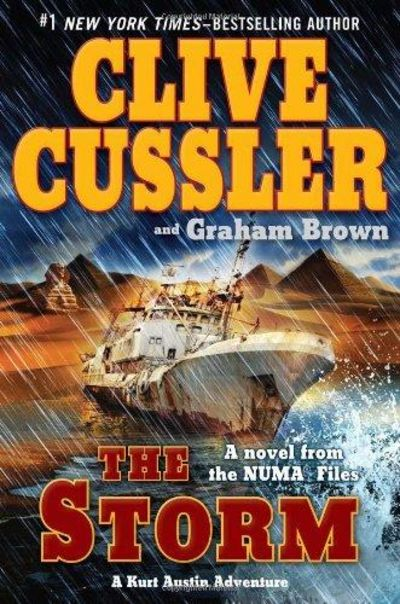 Image for The Storm (The Numa Files)