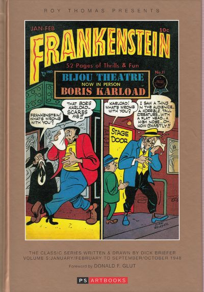 Image for Frankenstein - Volume Five - Bookshop Edition