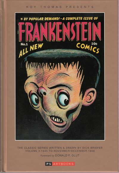 Image for Frankenstein - Volume Three - Slipcase Edition