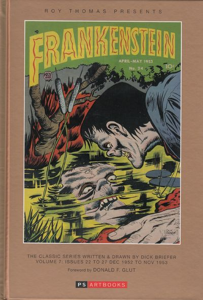 Image for Frankenstein - Volume Seven - Slipcase Edition