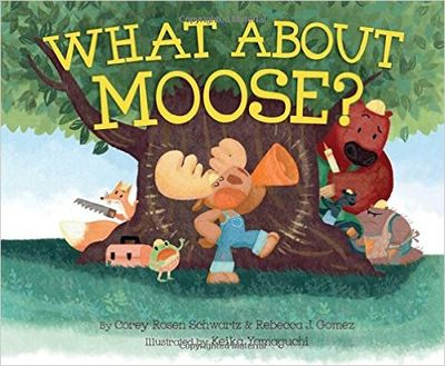 Image for What About Moose?