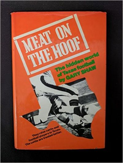 Image for Meat on the Hoof: The Hidden World of Texas Football
