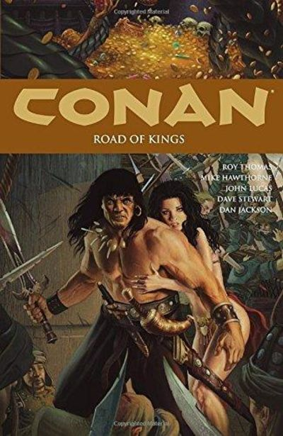 Image for Conan Volume 11: Road Of Kings (Conan (Graphic Novels))
