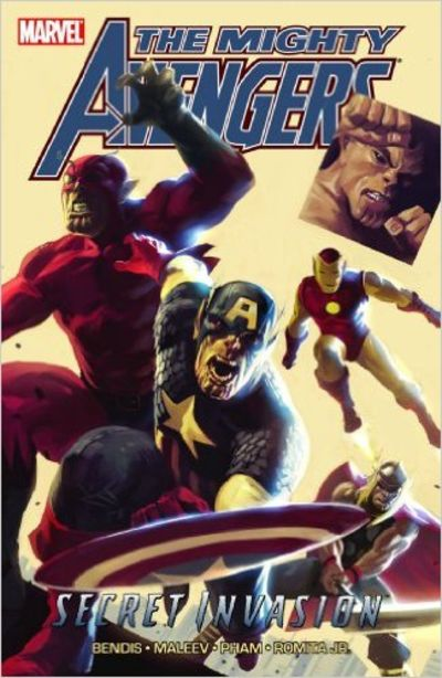 Image for Mighty Avengers 3 Secret Invasion Book 1