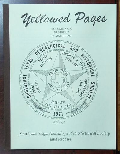 Image for YELLOWED PAGES: Volume 29 Number 02