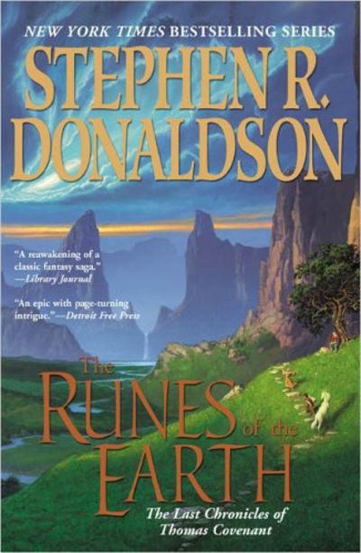 Image for The Runes Of The Earth (The Last Chronicles Of Thomas Covenant, Book 1)