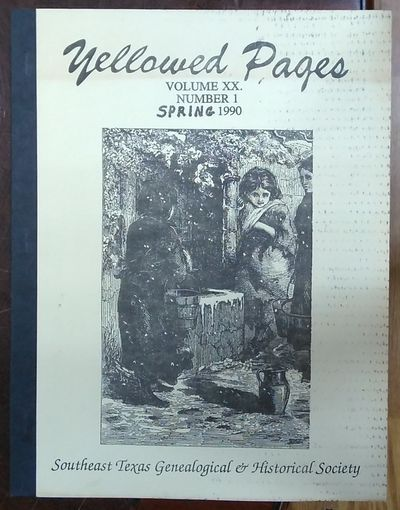 Image for YELLOWED PAGES: Volume 20 Number 01