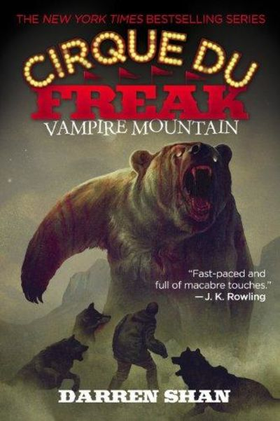 Image for Cirque Du Freak: Vampire Mountain (Book Four)