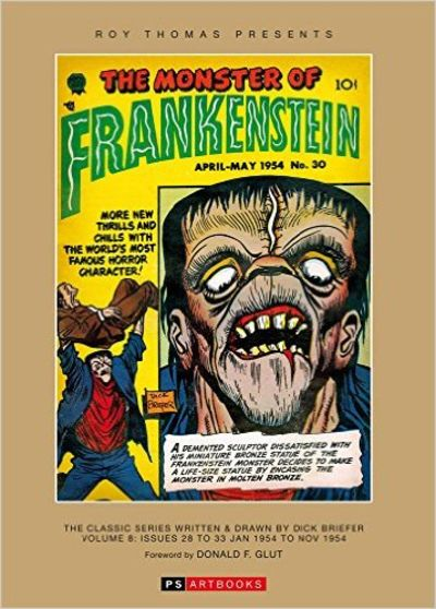 Image for Frankenstein - Volume Eight - Bookshop Edition
