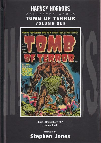 Image for Tomb Of Terror - Volume One - Slipcase Edition