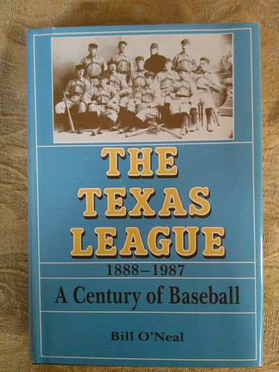 Image for The Texas League, 1888-1987: A Century Of Baseball