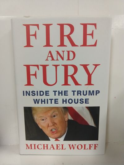 Image for Fire and Fury