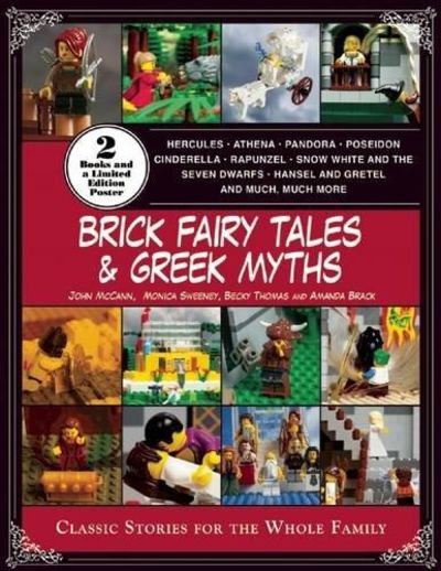 Image for Brick Fairy Tales and Greek Myths: Box Set : Classic Stories for the Whole Family