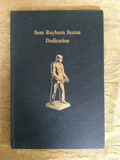 Image for Sam Raburn Statue Dedication