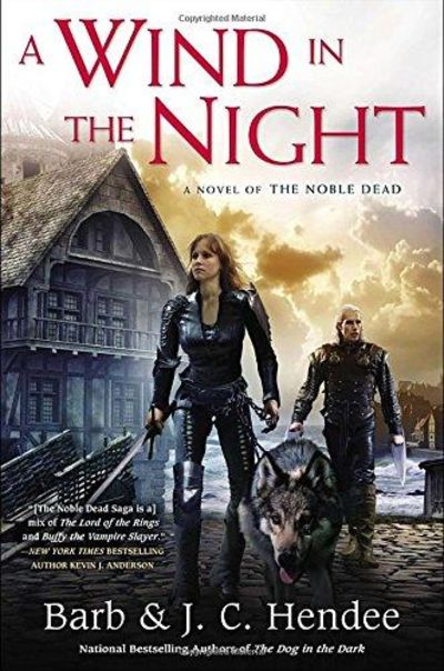 Image for A Wind in the Night : A Novel of the Noble Dead
