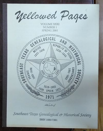 Image for YELLOWED PAGES: Volume 31 Number 01
