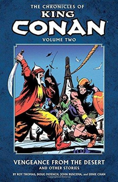 Image for The Chronicles Of King Conan Volume 2: Vengeance from the Desert and Other Stories