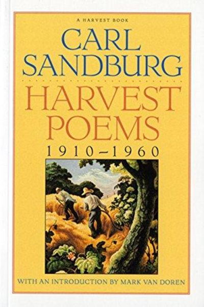 Image for Harvest Poems 1910-1960