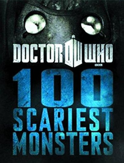 Image for Doctor Who: 100 Scariest Monsters HC (Dr Who)