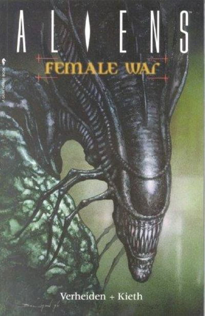 Image for Aliens Volume 3: Female War (Aliens (Dark Horse))