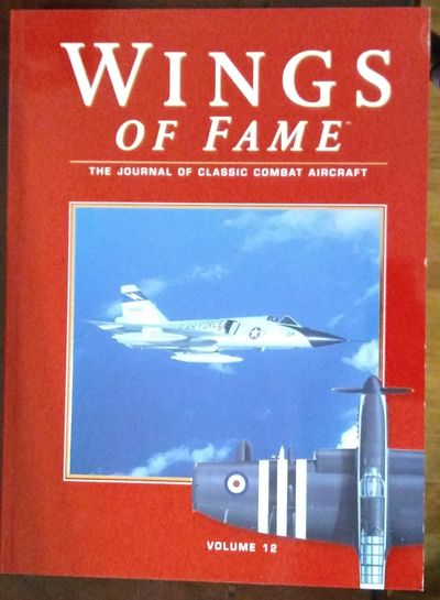 Image for Wings Of Fame, The Journal Of Classic Combat Aircraft - Vol. 12