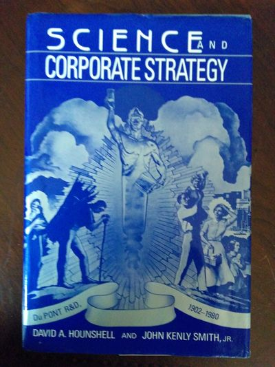 Image for Science and Corporate Strategy Dupont R&D, 1902-1980